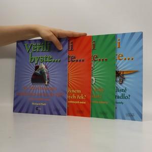 náhled knihy - Veřili byste... 4. díly (4 svazky, viz foto)
