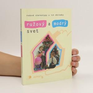 náhled knihy - Ružový a modrý svet