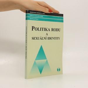 náhled knihy - Politika rodu a sexuální identity
