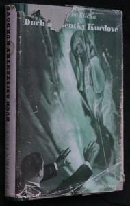 náhled knihy - Duch asistentky Kurdové : román