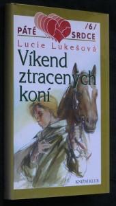 náhled knihy - Víkend ztracených koní