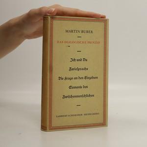 náhled knihy - Das dialogische Prinzip