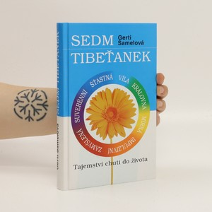 náhled knihy - Sedm Tibeťanek