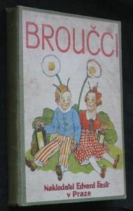 náhled knihy - Broučci pro velké i malé děti