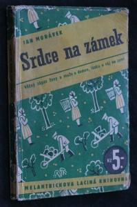 náhled knihy - Srdce na zámek : román