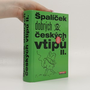 náhled knihy - Špalíček dobrých českých vtipů II.
