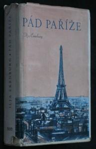 Pád Paříže : román