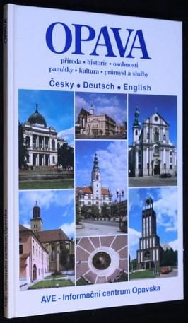 náhled knihy - Opava : sborník k dějinám města