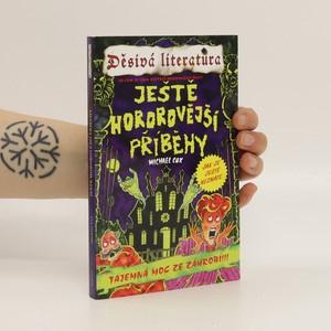 náhled knihy - Ještě hororovější příběhy