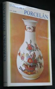 náhled knihy - Evropský porcelán