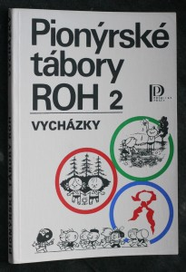 náhled knihy - Pionýrské tábory ROH 2