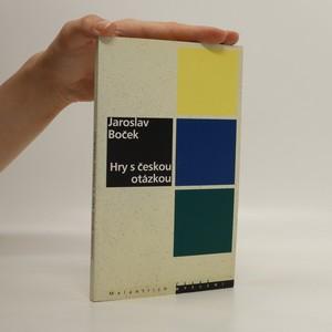 náhled knihy - Hry s českou otázkou