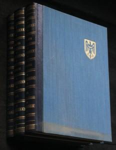 náhled knihy - Na Kresách : Román z kraje Bezručova. 1.-3. díl