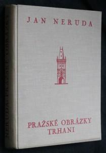 náhled knihy - Pražské obrázky ; Trhani