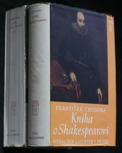 náhled knihy - Kniha o Shakespearovi. 1.-2. díl