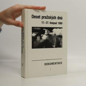 náhled knihy - Deset pražských dnů