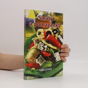 náhled knihy - Saláty a pomazánky