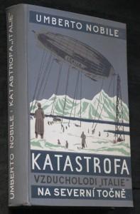 náhled knihy - Katastrofa vzducholodi