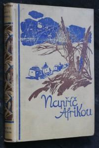 náhled knihy - Napříč Afrikou