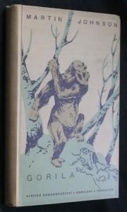náhled knihy - Gorila : africká dobrodružství s gorilami a trpaslíky