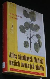 náhled knihy - Atlas škodlivých činitelů našich ovocných plodin