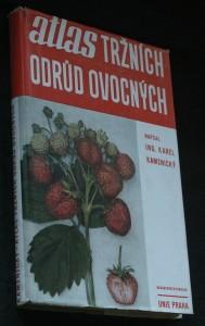 náhled knihy - Atlas tržních odrůd ovocných