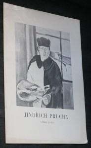 náhled knihy - Jindřich Prucha : Výbor z díla : Katalog výstavy : Gottwaldov, 15. ledna - 14. února 1961