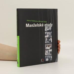 náhled knihy - Manželské etudy