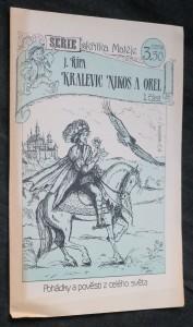 náhled knihy - Kralevic Nikos a orel. Část 1
