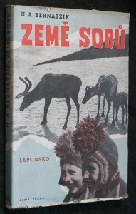 Země sobů : Laponsko