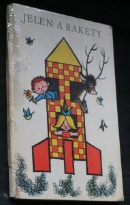 náhled knihy - Jelen a rakety
