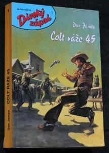 náhled knihy - Colt ráže 45