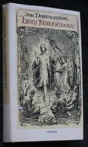 náhled knihy - Listy Nikodémovy