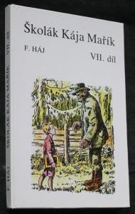 náhled knihy - Školák Kája Mařík. Díl VII