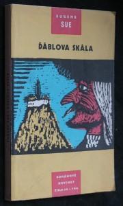 náhled knihy - Ďáblova skála