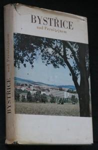 náhled knihy - Bystřice nad Pernštejnem : od minulosti k současné revoluční přeměně města