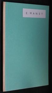náhled knihy - Edouard Manet : výbor obrazů