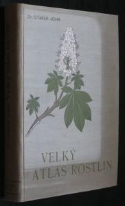 náhled knihy - Velký atlas rostlin