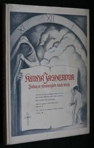 náhled knihy - Kniha Jasherova, jedna z posvátných knih Bible ztracena 2100 let