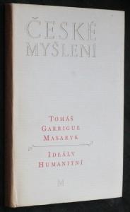 náhled knihy - Ideály humanitní ; Problém malého národa ; Demokratism v politice