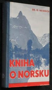 náhled knihy - Kniha o Norsku