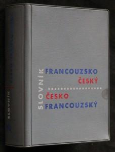 náhled knihy - Francouzsko-český a česko-francouzský slovník = Dictionnaire français-tchèque et tchèque-français