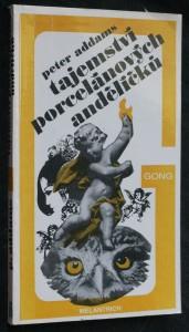 náhled knihy - Tajemství porcelánových andělíčků