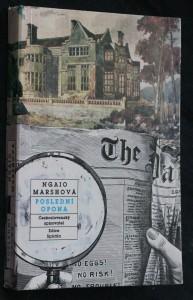 náhled knihy - Poslední opona
