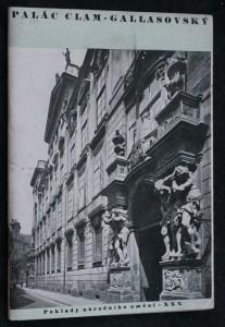 náhled knihy - Palác Clam-Gallasovský