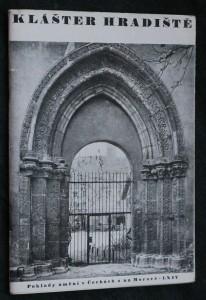 náhled knihy - Klášter Hradiště