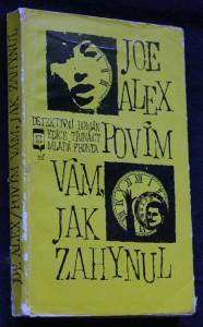 náhled knihy - Povím vám, jak zahynul : detektivní román