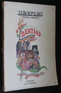 náhled knihy - Beatles v písních a obrazech