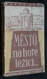 náhled knihy - Město na hoře ležící