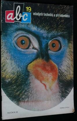 náhled knihy - ABC mladých techniků a přírodovědců, č. 19, ročník 32